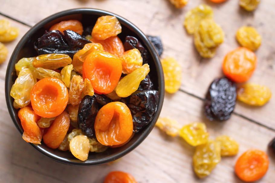Comment redonner du moelleux aux fruits secs?