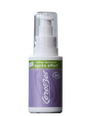 crème de massage coroebos