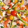 monique merzougui carpaccio de salade de printemps