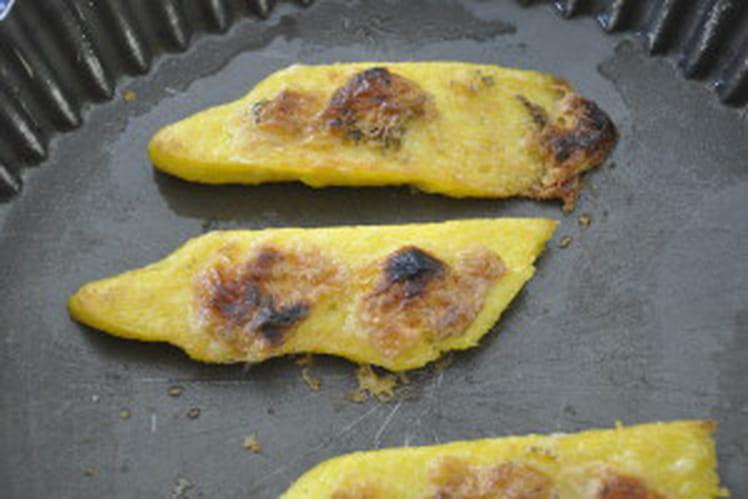 Polenta - gorgonzola au mascarpone