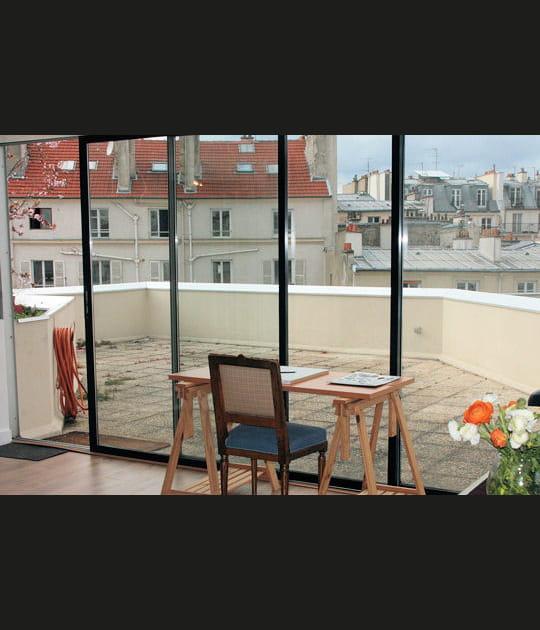 Une terrasse à aménager