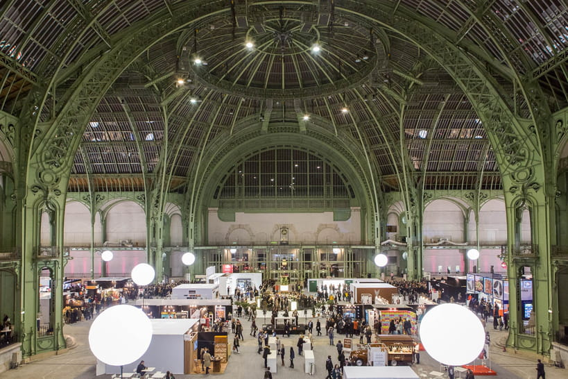 Taste of Paris 2016 : la tournée des chefs express