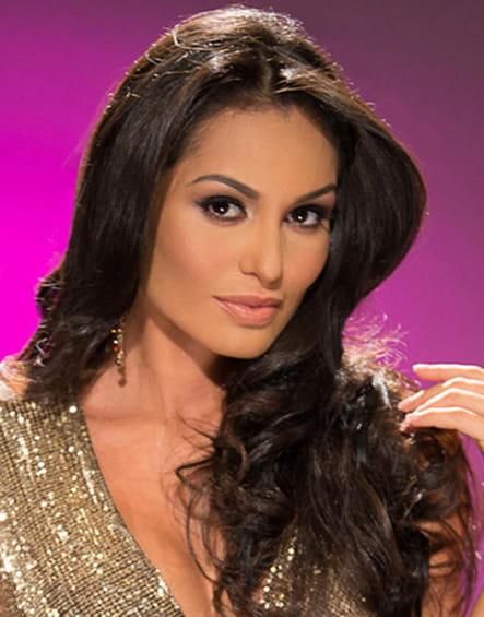Miss Costa Rica, Brenda Castro
