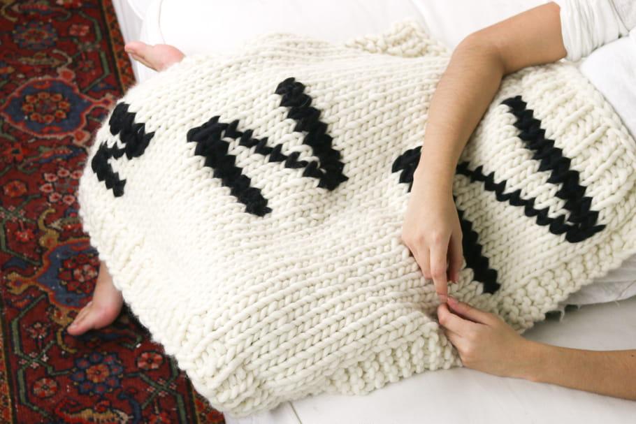 L'objet du désir : le kit tricot Dreamy Blanket de We Are Knitters