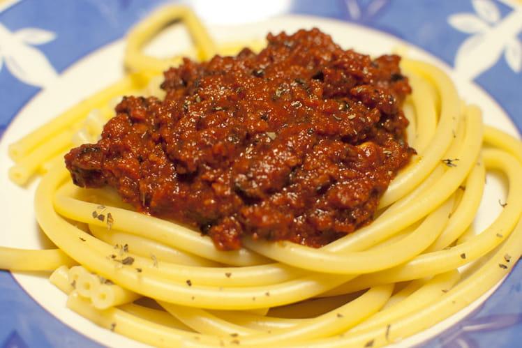 Sauce tomates merguez