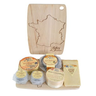 plateau de 5 fromages reflets de france