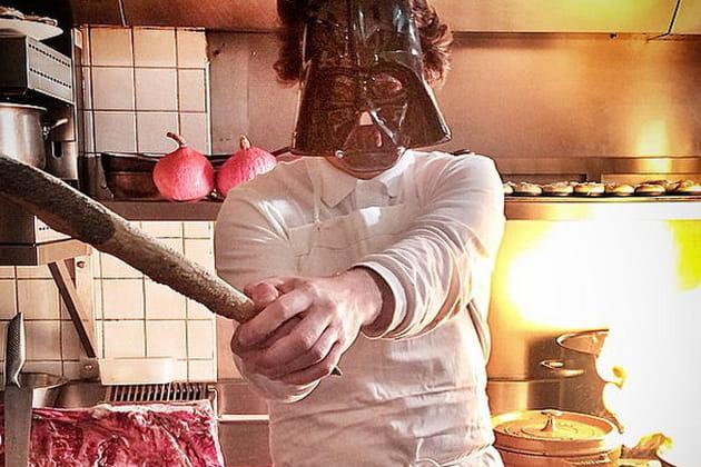 Jean Imbert, à vos masques, prêt...
