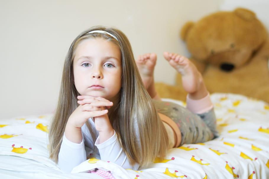 Mon enfant ne s'endort pas: que faire?