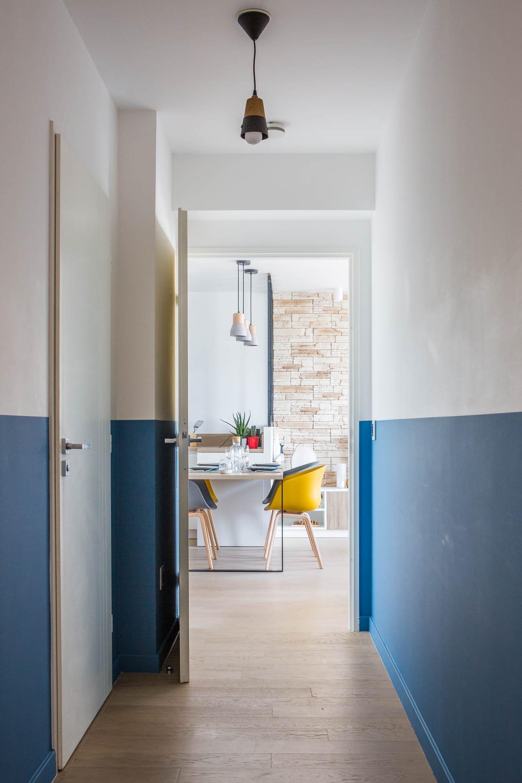 Comment peindre un couloir avec style?