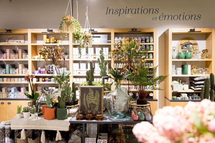 Près de Paris, Truffaut plante le décor d'un nouveau concept de magasin