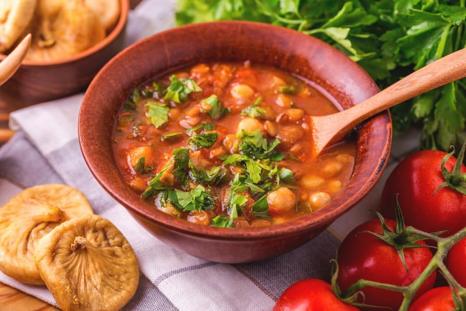 Menu ramadan: idées de recettes traditionnelles, faciles et saines
