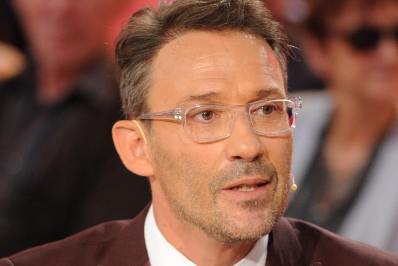 """Julien Courbet: le """"drame"""" de sa vie"""