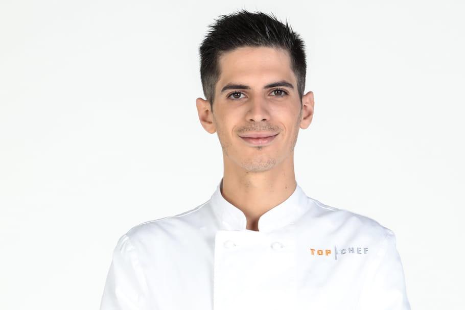 Adrien Zedda: le veggie de Top Chef