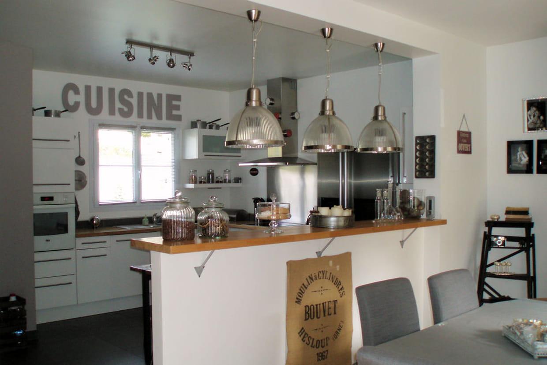 Une cuisine am ricaine moderne for Cuisine moderne americaine
