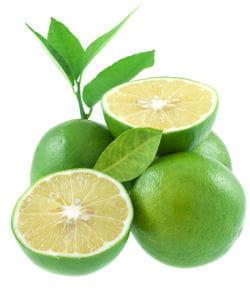 noémie adore travailler le citron vert.