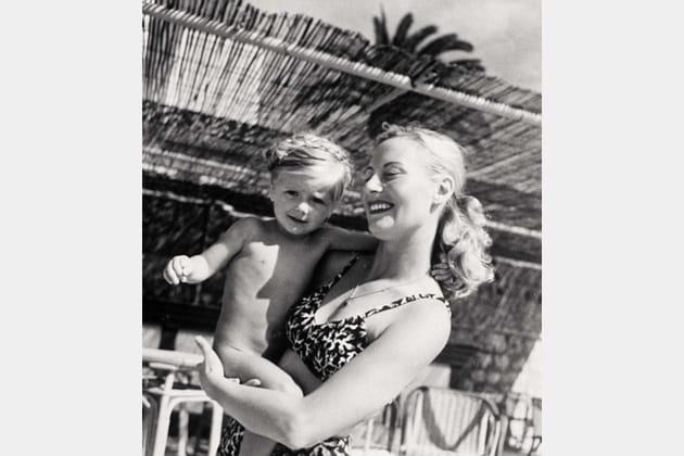 Et la maman de Mike Marshall qui a vu le jour en 44