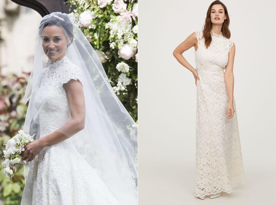 La robe de mariée de Kate Middleton, en vente chez H&M