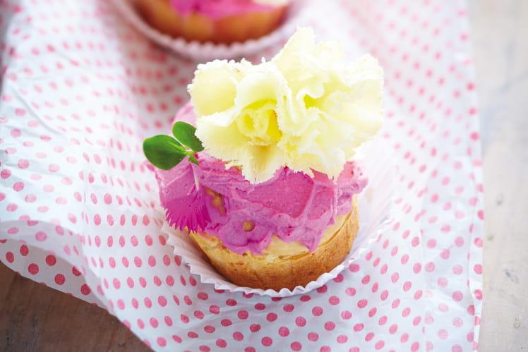 Cupcake à la tête de moine AOC