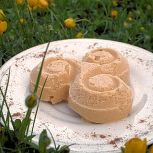 triskell glacé au caramel au beurre sal
