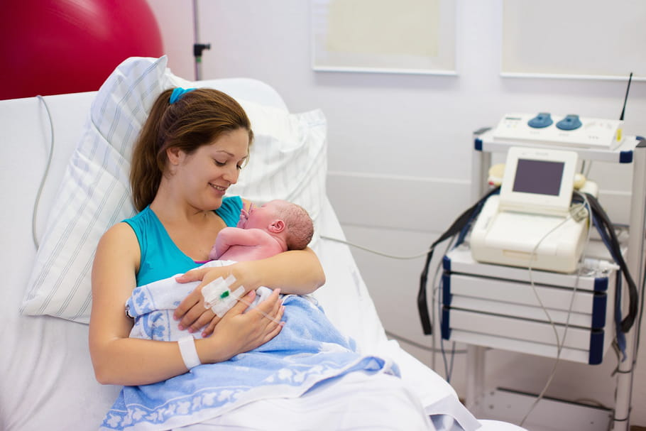 L'oxytocine, trop utilisée lors des accouchements?