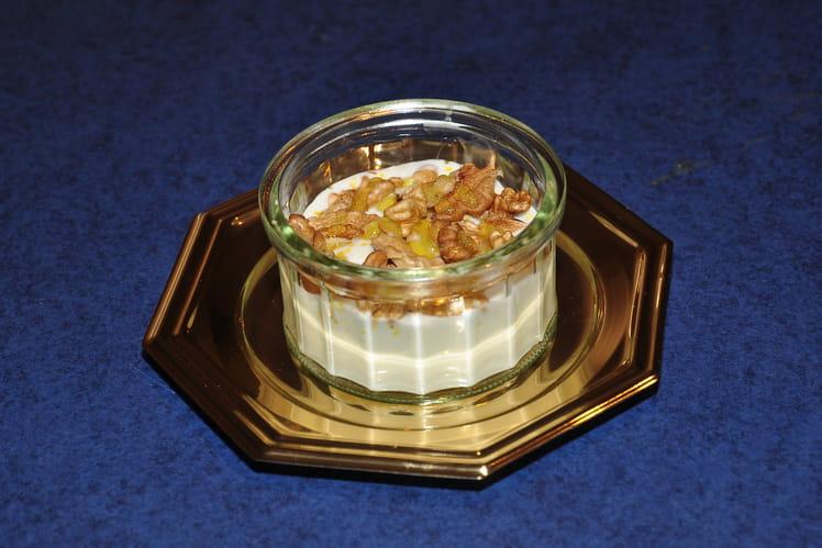 Crème à la noix