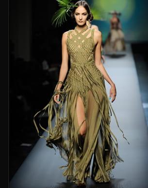 jean paul gaultier, haute couture printemps-été 2010