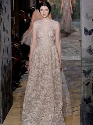 CoutureDéfilé 2014 Printemps De Valentino 2013 Robe Été Mariée Haute 34Aq5jRL