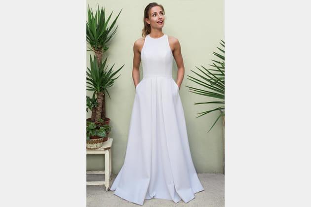 Robe de mariée Bali, Marie Laporte