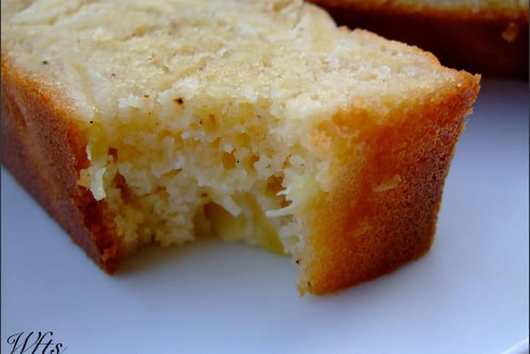 Recette Cake Moelleux Pomme Cannelle