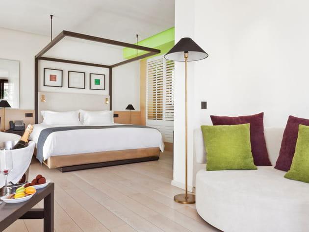 Hôtel du Golf : la Terrace Suite