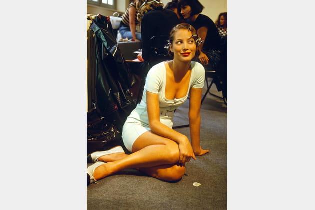 Christy Turlington le 15juin 1991