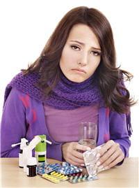 en cas de toux importante, le sirop peut aider à apaiser les maux de gorge.