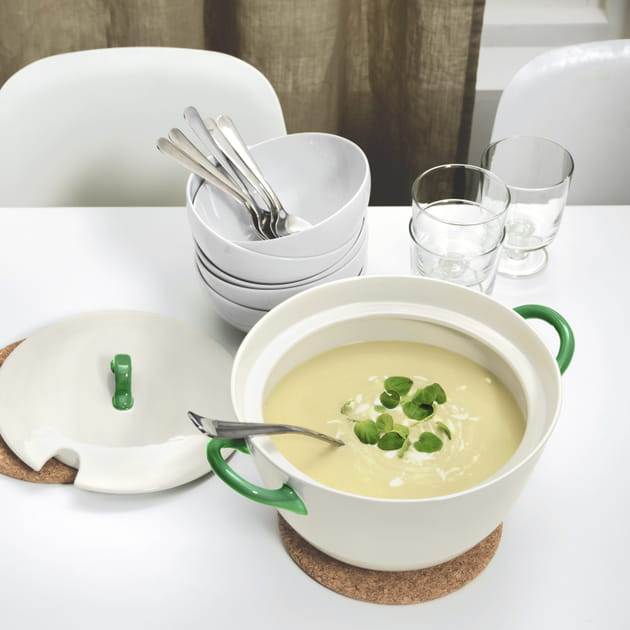 Soupière Sällskap par Maria Vinka pour IKEA