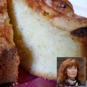 sabine azéma : cake de sa grand-mère