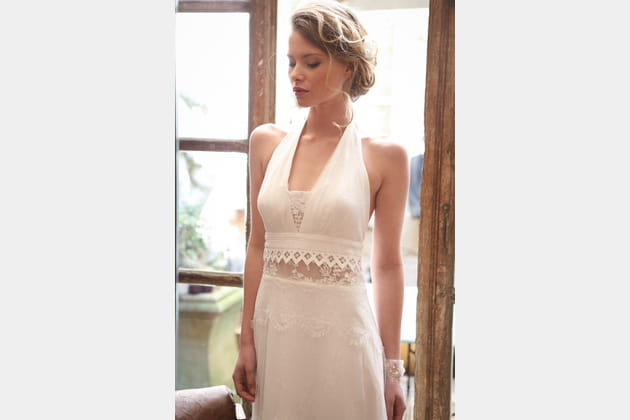 Robe de mariée Romane