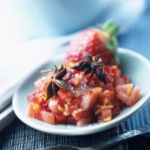 tartare de fraises