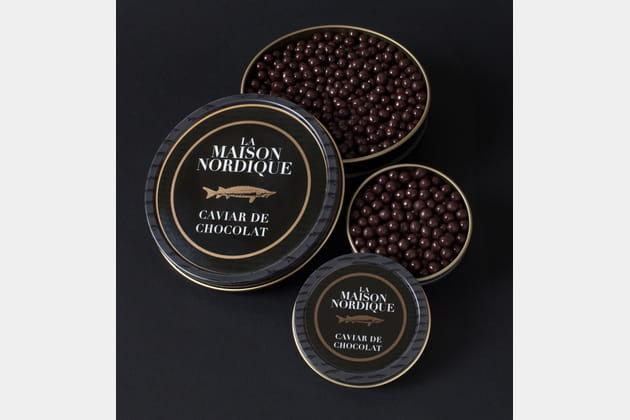 Caviar de Chocolat de La Maison Nordique