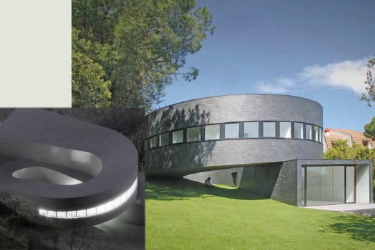 Maison à 360 degrés