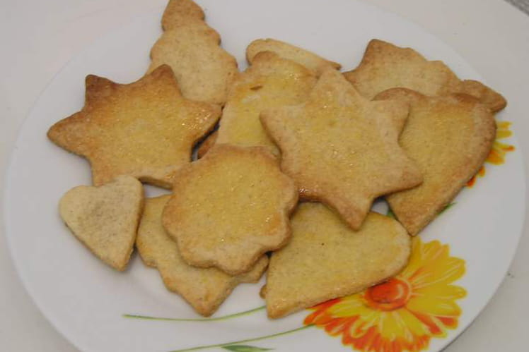 Biscuits au yaourt