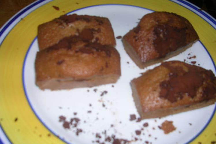 Gâteaux au Nutella