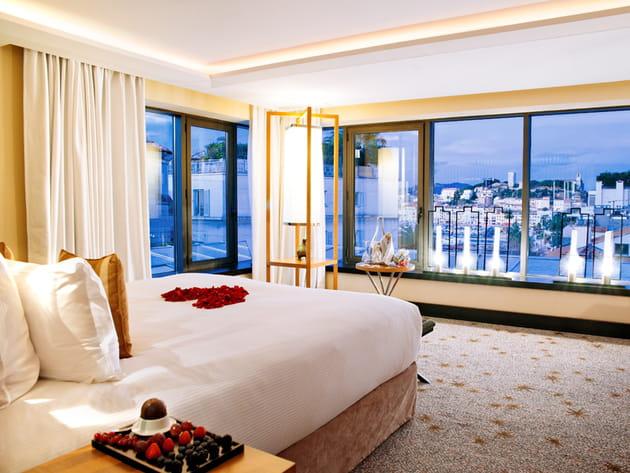 Une suite du Five Seas Hotel