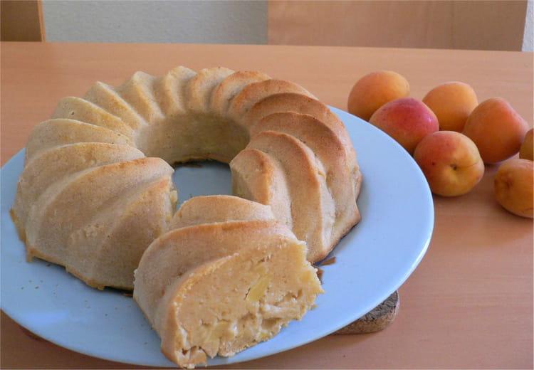 recette de g 226 teau au yaourt pomme et abricot la recette facile