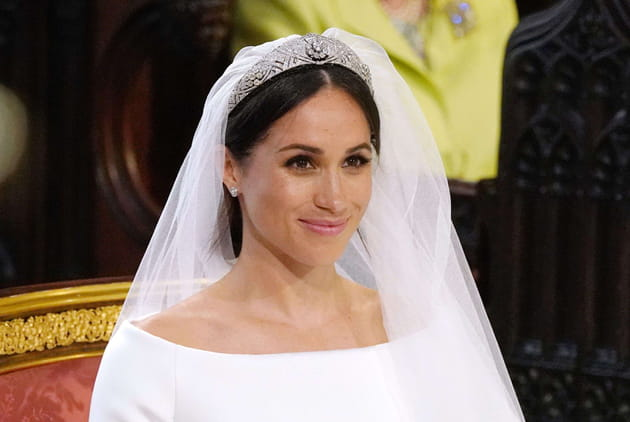La mariée, radieuse