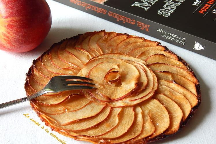 La tortilla-tarte aux pommes de Sonia Ezgulian
