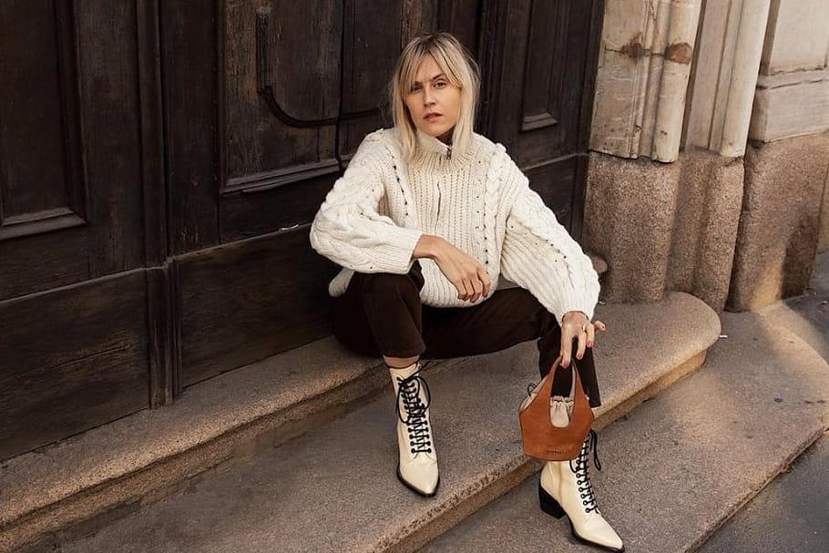 Linda Tol: la blogueuse néerlandaise aux street styles remarqués