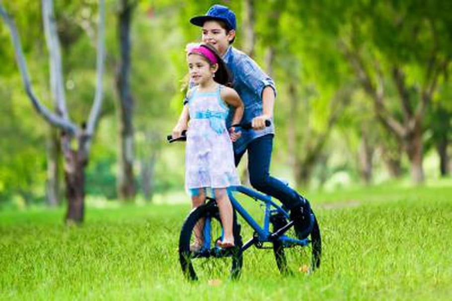 Concours: les photos les plus drôles de vos enfants au parc!