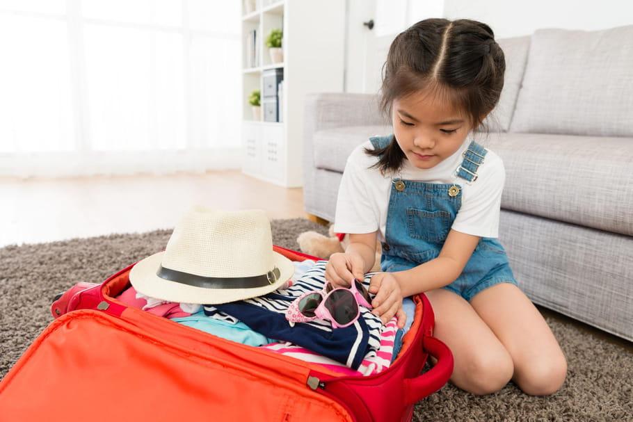 Meilleures valises pour enfant: quel bagage pour les vacances?