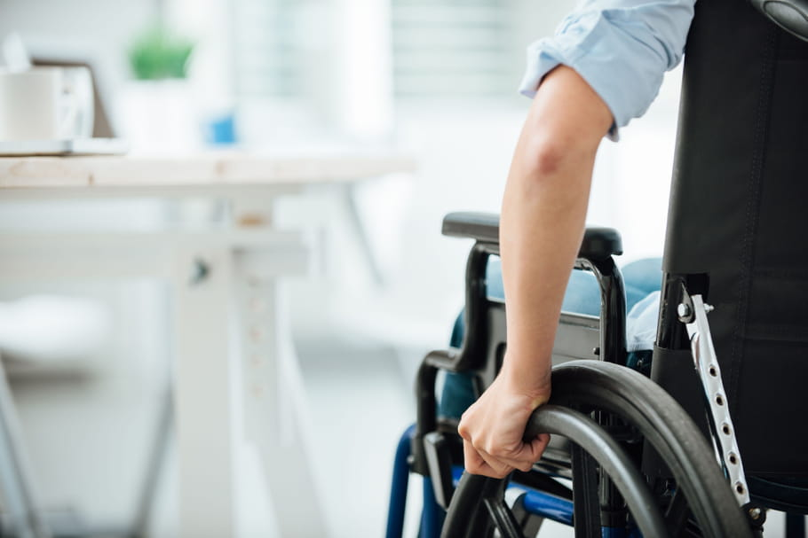 Femme et handicap: la double peine au travail