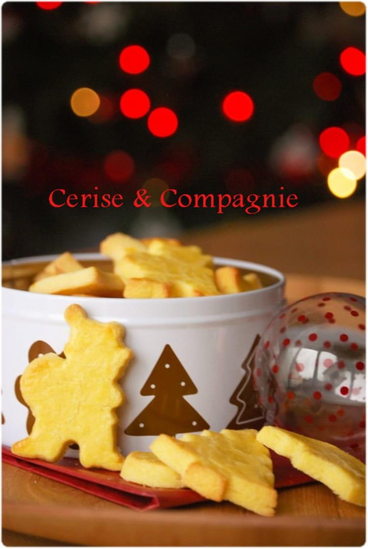 Recette de butterbredele petits sabl s de no l au citron for Chambre 13 vanille et citron