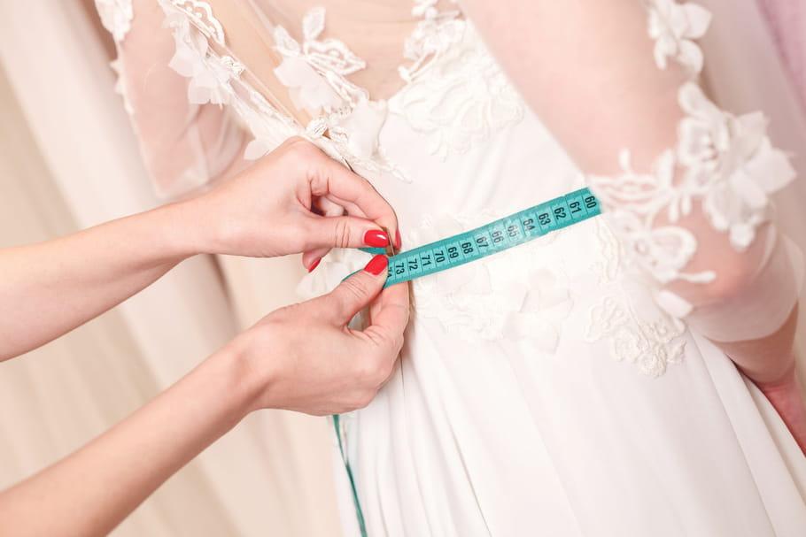 Robe de mariée: 5raisons d'opter pour le sur-mesure